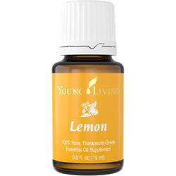 レモンのアロマオイル